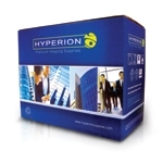 Hyperion Compatible Black MICR Toner Cartridge for HP